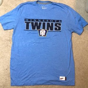 Minnesota Twins Short Sleeve Shirt